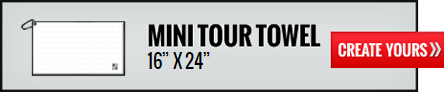 Mini Tour Towel